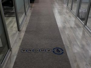 arkona promotional runner mats color