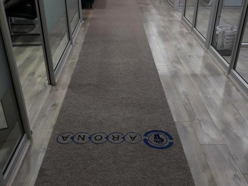 arkona promotional runner mats color