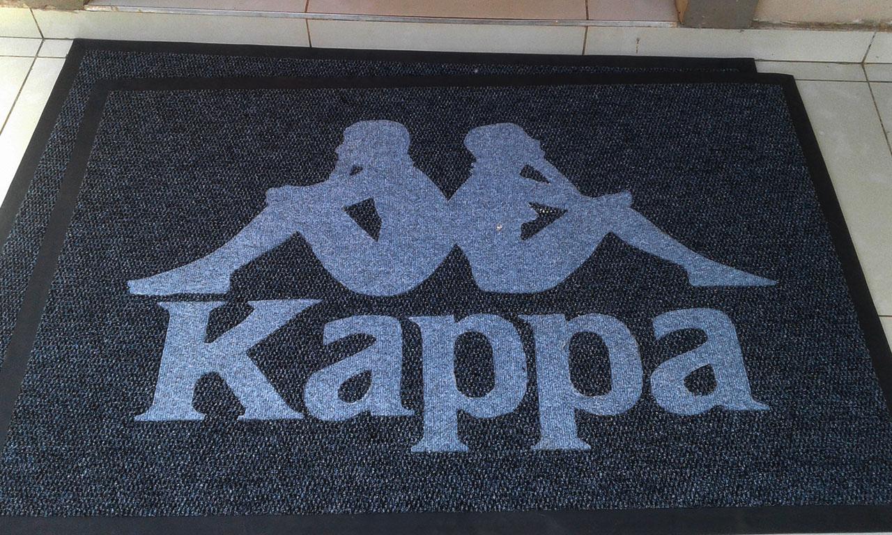 kappa log mat or branded mat