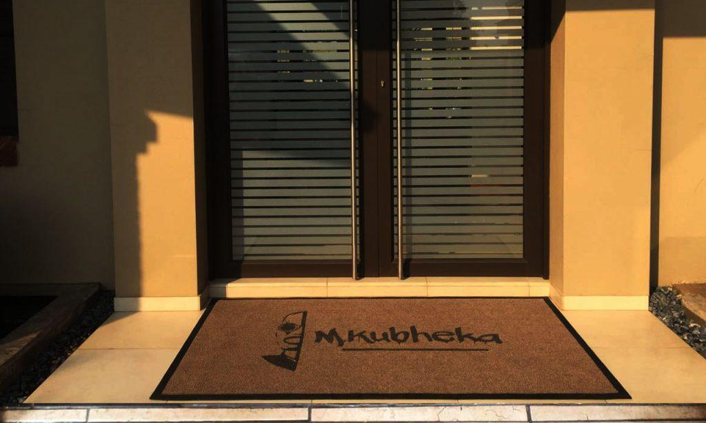khubeka logo mat