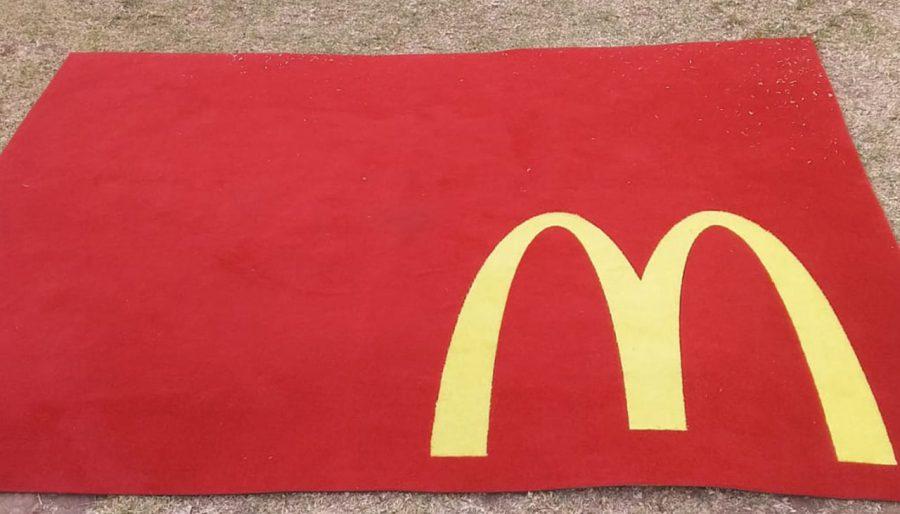 macdonald entrance mat