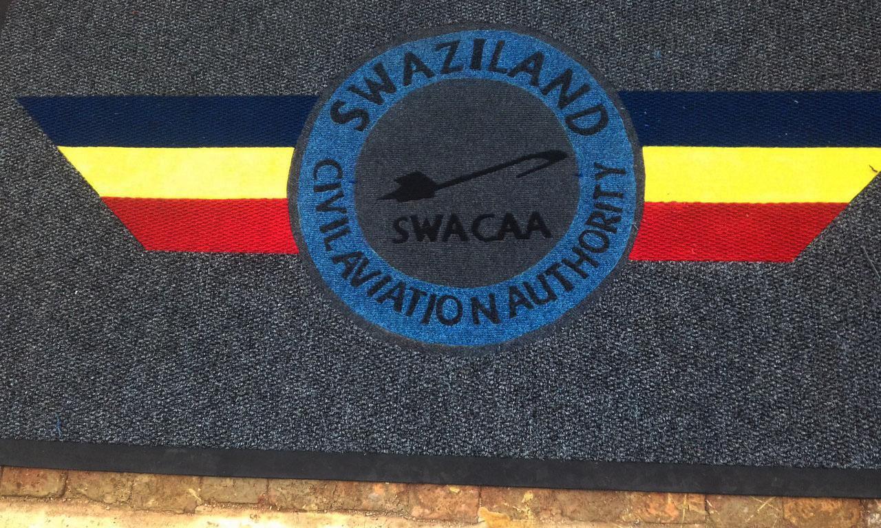 swaziland caa branded mat
