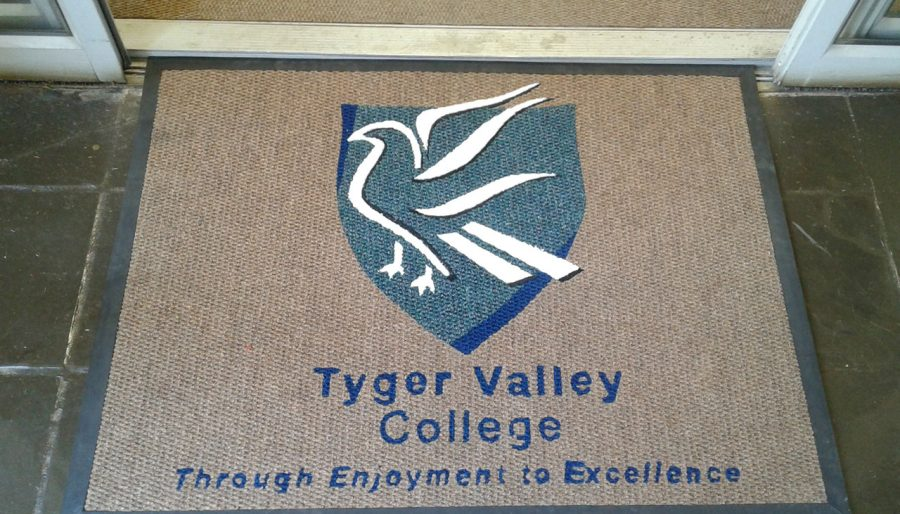 tyger valley college entrance mat