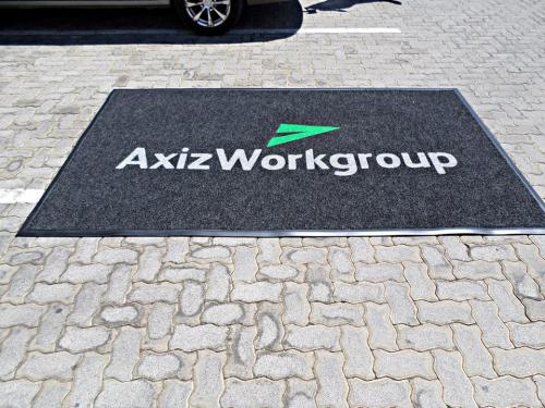 Axis logo mat / entrance mat