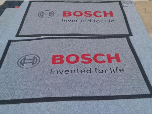 bosch  logo mat/entrance mats
