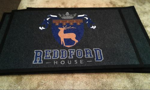 redford  schools entrance mats or logo mats